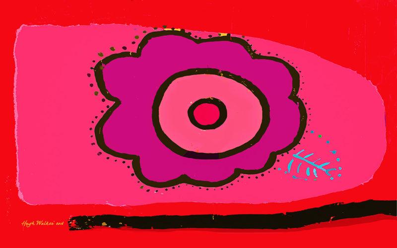 Little Fern (pink)